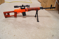 CrossFire P361 SVD Dragunov Sniper Rifle in Orange