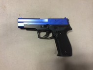 CCCP C228 Spring Sig Pistol in Blue