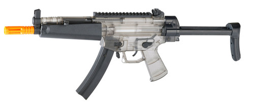 GSG 552 Spring Mp5 With Retractable Stock in Clear