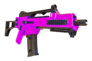 Well D68 G36 AEG Full Auto BB Gun in Magenta