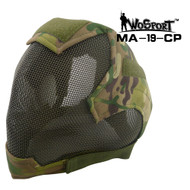 Wo Sport V6 Strike Steel Ultimate Edition Mask CP