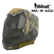 Wo Sport V6 Strike Steel Ultimate Edition Mask ACU