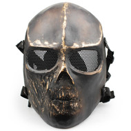 BV Tactical ARMY OF TWO MASK  in Metal