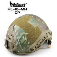 Wo Sport FAST Helmet-MH Type (Without Hole) CP