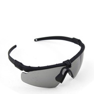 BV Tactical 2.0  FRAMEWORK ANSI Z80.3 GLASSES (BLACK FRAME L INK LENS)