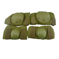 BV Tactical Safety Elbow & Knee Pad Set V2 Tan
