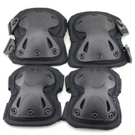 BV Tactical Safety Elbow & Knee Pad Set V3 Black