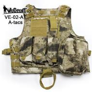 KINGRIN FSBE Vest 900D Oxford Fabric A-tacs