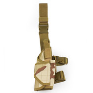 Tactical Holster Three Desert