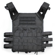 JPC Tactical Vest Black