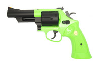 Zombie Army M29 Gas Revolver Radioactive Green