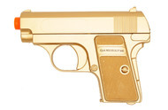 Double Eagle P328 Spring Pistol in Gold