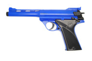 Double Eagle M28 spring pistol in blue
