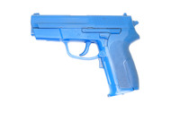 UHC P2340 Glock Electric Blowback pistol in blue