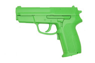 UHC P2340 Glock Electric Blowback pistol in green