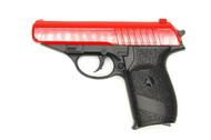 Galaxy G3 PPK Replica Full Metal Pistol in red