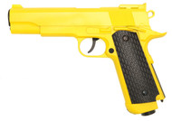 Well G292M Full Metal Co2 Pistol in Yellow