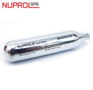 Nuprol 12g CO2 Capsule Gas