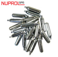 Nuprol CO2 Cartridge 25 x 12g