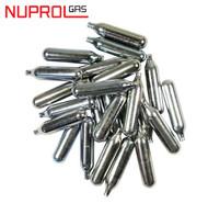 Nuprol CO2 Cartridge 25 x 12g