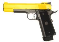 Well G191 Co2/GAS GBB Full Metal Pistol