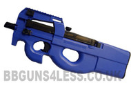 Well D 90f aeg Fully Automatic BB gun in blue