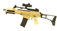 Blackviper G36 Electric BBGun in Gold