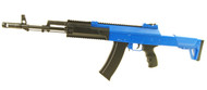 Blackviper AK12 Replica AEG Full Auto BB Gun in Blue