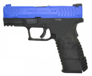 WE XDM Ultra 3.8 GBB Pistol in Blue