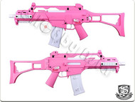 H&K G36C Competition Version AEG in Pink