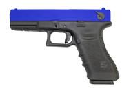 WE E18 GEN 3 GBB Glock in blue