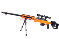 Well MB4411 Bolt action Sniper Rifle in Orange