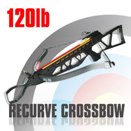 Anglo Arms Hornet Crossbow 120lb Draw in black