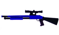 Cyma P799A Spring Shotgun in Blue