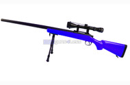 Well MB03 VSR11 Spring Sniper Rifle In Blue