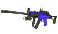 Cyma HY0150C spring bb gun in Blue