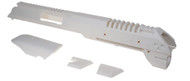 CSI XR-5 Rifle Body Kit in White