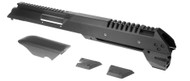 CSI XR-5 Rifle Body Kit in Black