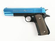 CCCP HC1911 - 1911 Spring Pistol in Blue
