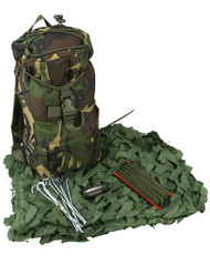 Kombat Kids Army Den Kit