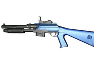 Vigor 0581B Pump Action BB Shotgun in Blue
