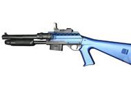Vigor 0581B Pump Action BB Shotgun in Blue