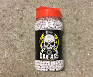 Bad Ass BB Pellets  2000 X 0.25G Pot