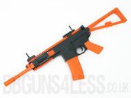 Bison C301 Replica PDW Airsoft Rifle BB gun