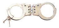 Deluxe Folding Handcuffs