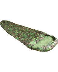 Military Sleeping Bag in DPM Camo