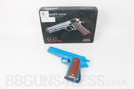 Galaxy G13 XXL Full Metal pistol in Blue