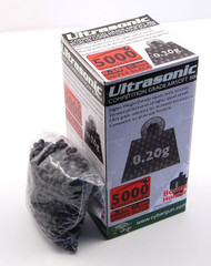 Ultrasonic 5000 0.20g in Black