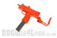 Cyma P815  MAC 10 UZI  With safety glasses in red