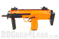 Well Metal AEG R4 MP7 electric Rifle